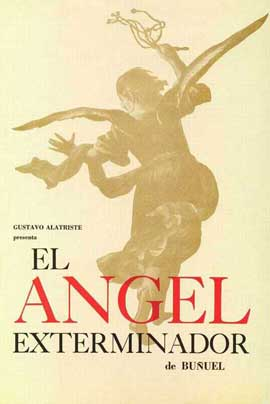 El angel exterminador - 11 x 17 Movie Poster - Spanish Style A