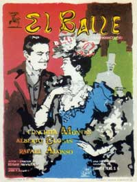 El Baile - 11 x 17 Movie Poster - Spanish Style A