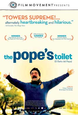 El bano del Papa - 27 x 40 Movie Poster - Style A