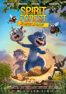 El bosque animado - 11 x 17 Movie Poster - Style A