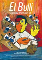 El Bulli: Cooking in Progress - 11 x 17 Movie Poster - German Style A