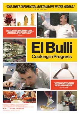 El Bulli: Cooking in Progress - 43 x 62 Movie Poster - Bus Shelter Style A