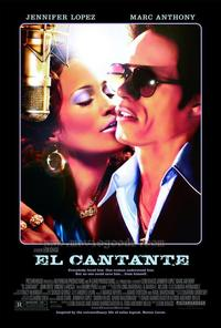 El Cantante - 43 x 62 Movie Poster - Bus Shelter Style A