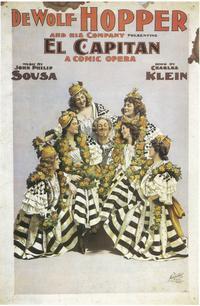 El Capitan (Broadway) - 14 x 22 Poster - Style A
