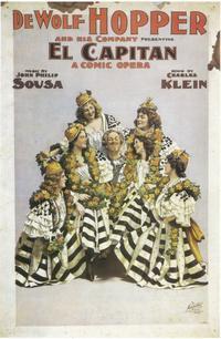 El Capitan (Broadway) - 11 x 17 Poster - Style A