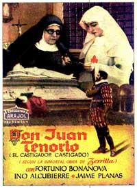 El Castigador Castigado - 11 x 17 Movie Poster - Spanish Style A