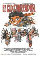 El Cid cabreador - 11 x 17 Movie Poster - Spanish Style A