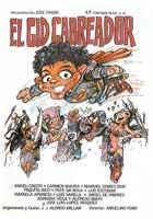 El Cid cabreador - 11 x 17 Movie Poster - Spanish Style A