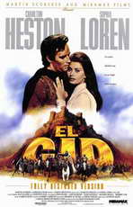 El Cid - 11 x 17 Movie Poster - Style B