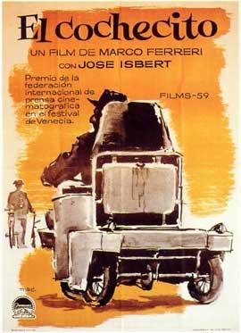 El Cochecito - 11 x 17 Movie Poster - Spanish Style A