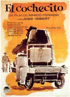 El Cochecito - 27 x 40 Movie Poster - Spanish Style A