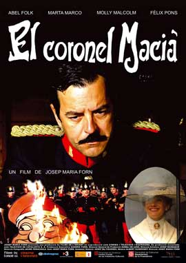 El coronel Macia - 27 x 40 Movie Poster - Spanish Style A