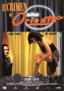 El crimen del cine Oriente - 11 x 17 Movie Poster - Spanish Style A