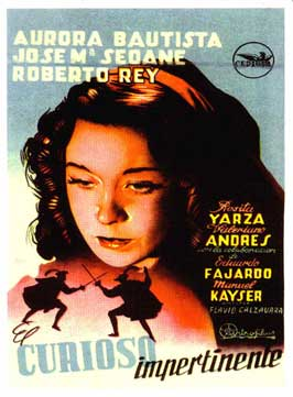 El curioso impertinente - 11 x 17 Movie Poster - Spanish Style A