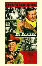 El Dorado - 11 x 17 Movie Poster - Style A