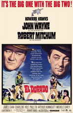 El Dorado - 11 x 17 Movie Poster - Style B