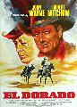 El Dorado - 11 x 17 Movie Poster - German Style D