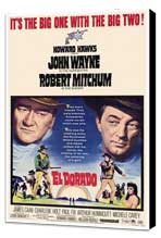 El Dorado - 27 x 40 Movie Poster - Style B - Museum Wrapped Canvas