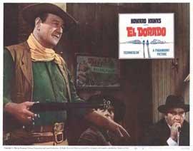El Dorado - 11 x 14 Movie Poster - Style F