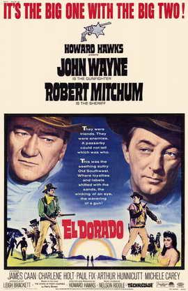 El Dorado - 11 x 17 Movie Poster - Style B