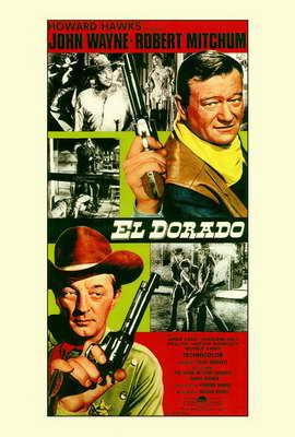 El Dorado - 27 x 40 Movie Poster - Style A