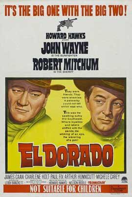 El Dorado - 27 x 40 Movie Poster - Australian Style A