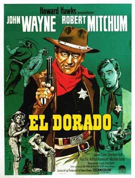 El Dorado - 27 x 40 Movie Poster - Danish Style A