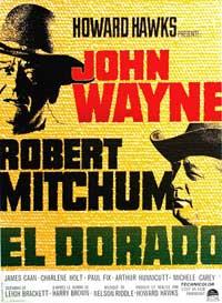 El Dorado - 11 x 17 Movie Poster - French Style A