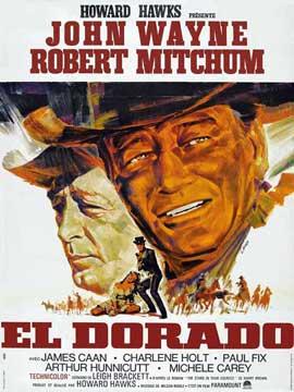 El Dorado - 27 x 40 Movie Poster - French Style B
