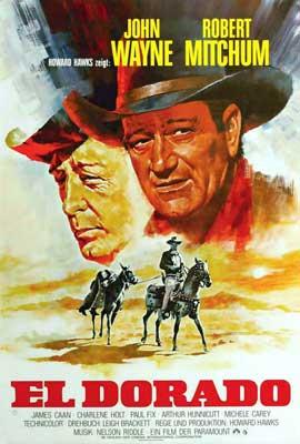 El Dorado - 27 x 40 Movie Poster - German Style B