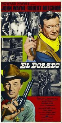 El Dorado - 13 x 28 Movie Poster - Italian Style A