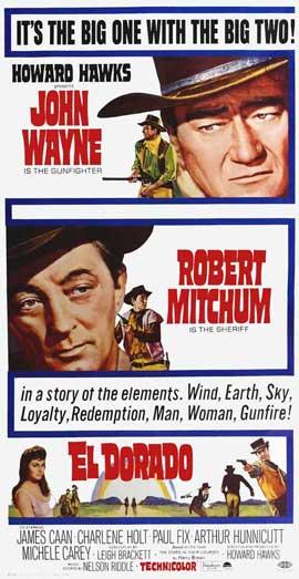 El Dorado - 20 x 40 Movie Poster - Style A