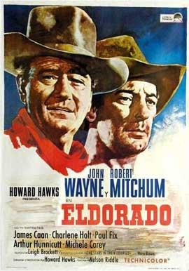 El Dorado - 11 x 17 Movie Poster - Spanish Style A