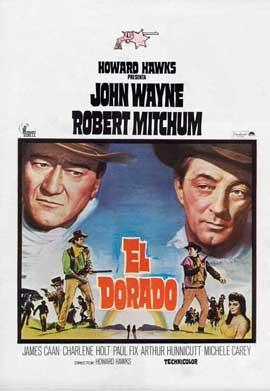 El Dorado - 11 x 17 Movie Poster - Spanish Style B