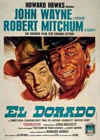 El Dorado - 11 x 17 Movie Poster - Italian Style A