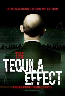 El efecto tequila - 11 x 17 Movie Poster - Style A