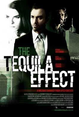 El efecto tequila - 27 x 40 Movie Poster - Style A