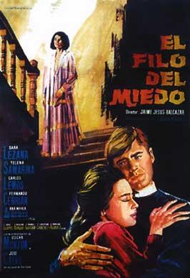 El filo del miedo - 11 x 17 Movie Poster - Spanish Style A