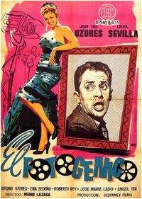 El Fotogenico - 11 x 17 Movie Poster - Spanish Style A