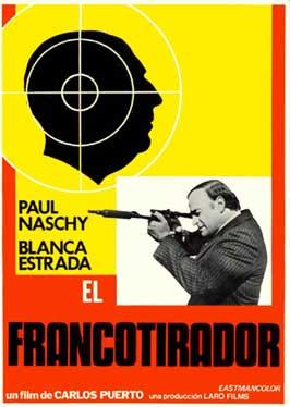 El Francotirador - 11 x 17 Movie Poster - Spanish Style A