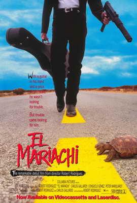 El Mariachi - 27 x 40 Movie Poster - Style A