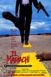 El Mariachi - 43 x 62 Movie Poster - Bus Shelter Style A