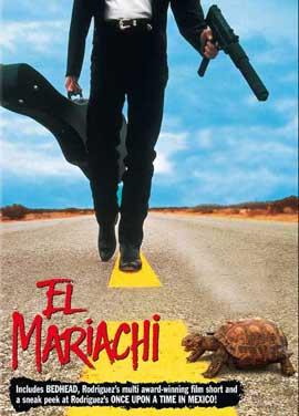 El Mariachi - 11 x 17 Movie Poster - Style C