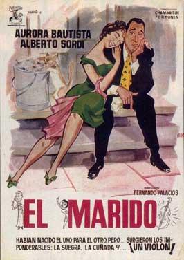 El marido - 11 x 17 Movie Poster - Spanish Style A