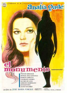 El Monumento - 27 x 40 Movie Poster - Spanish Style A