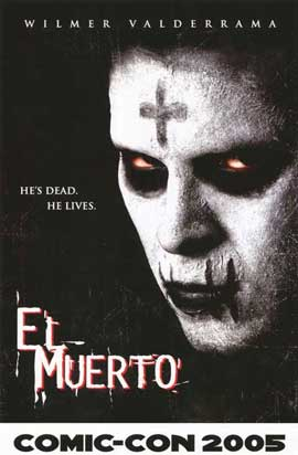 El Muerto - 11 x 17 Movie Poster - Style A