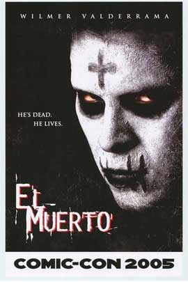 El Muerto - 27 x 40 Movie Poster - Style A