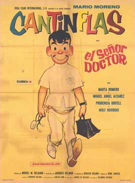 El Senor Doctor - 11 x 17 Movie Poster - Spanish Style A