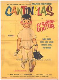 El Senor Doctor - 27 x 40 Movie Poster - Spanish Style A