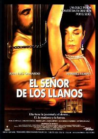 El Seor de los Llanos - 11 x 17 Movie Poster - Spanish Style A